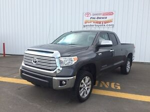2014 Toyota Tundra 4x4 Double Cab Limited 5.7L