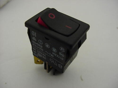 Carling Toggle Switch DPST 621-5919 Ships the Same Day