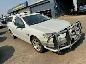 2008 Holden Ute VE Omega White 4 Speed Automatic Utility West Tamworth Tamworth City Preview