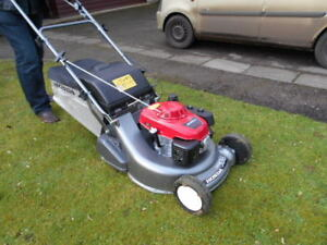 Spring and summer lawn maintenance.