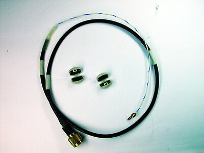 Veeco 0336-882-06 Rev B Ad Suppressor Cable Assembly