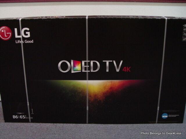 LG OLED65B6P 65
