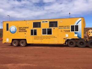 luxury accommodation trailer Perth Perth City Area Preview