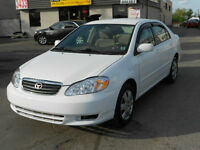 2007 Toyota Corolla LE,Certified & E-Test with 27 Mth Free Wrnty