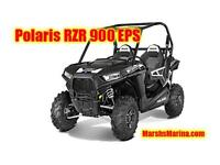 2015 Polaris RZR 900 in Black