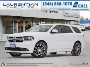 2018 Dodge Durango GT - LUXURY AND STYLE IN AWD !!!!!