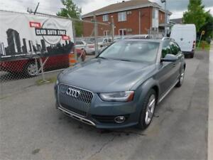 AUDI ALLROAD QUATTRO 2013 (AUTOMATIQUE BLUETOOTH)