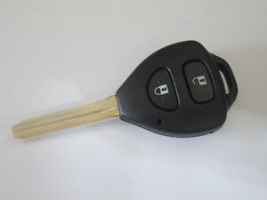 NEW TOYOTA HILUX VIGO REMOTE CHIP KEY KEYLESS ENTRY TRANSMITTER FOB 89070-OK330
