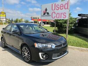 2016 Mitsubishi Lancer GTS *Warranty *Automatic