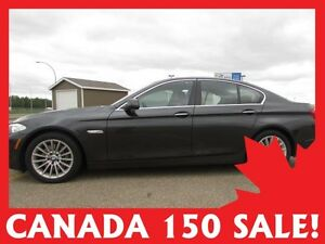 2013 BMW 535i X-Drive AWD, *NAVIGATION, SUNROOF, LEATHER*