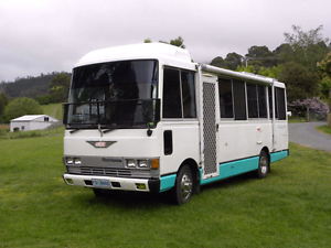 Hino Rainbow RB145a 7 Metre Motorhome Huonville Huon Valley Preview