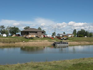 PRIME WATERFRONT LOTS IN THE PARKLAND AREA OF SW MANITOBA