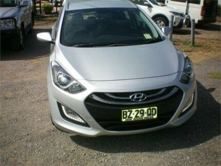 2013 Hyundai i30 GD Tourer Active 1.6 CRDi Silver 6 Speed Automatic Wagon Heatherbrae Port Stephens Area Preview