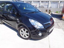 2010(60reg) Hyundai 120 1.2 GAS BI FUEL MOT'd DEC £995