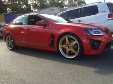 """Holden Commodore 20"""" F40 RIMS & TYRES - BRAND NEW Woy Woy Gosford Area Preview"""