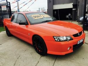 2004 Holden Crewman VY II 4 Speed Automatic Crew Cab Utility Brooklyn Brimbank Area Preview
