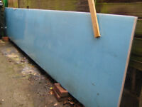 Polycarbonate Roofing Sheets -10mm – Opal
