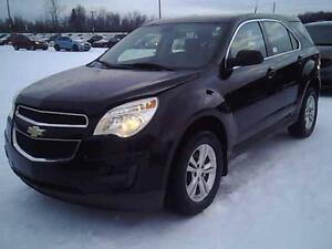 2011 Chevrolet Equinox LS, 4cyl, AWD, ONE OWNER
