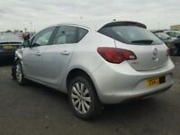 VAUXHALL ASTRA J REAR LIGHT PASSENGER SIDE BREAKING SPARES PARTS