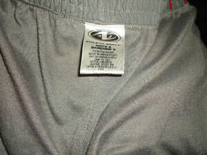 Boys Size 6 Athletic Works Lined Grey Track Pants Kingston Kingston Area image 4