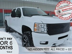 2013 Chevrolet Silverado 3500HD LTZ, GREAT CONDITION