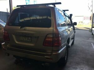 2000 Toyota Landcruiser FZJ105R GXL Silver 4 Speed Automatic Wagon Clontarf Redcliffe Area Preview