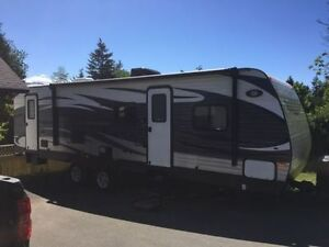 2015 Springdale 282BH- Bunk Beds- Extended Warranty