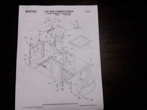 Parts for Maytag 2000 series washer on sale. Windsor Region Ontario image 4