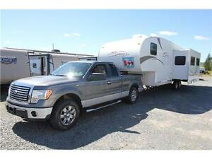 2010 F150 and 2010 Spree 295LX Package or separate, EXT LOW KMS