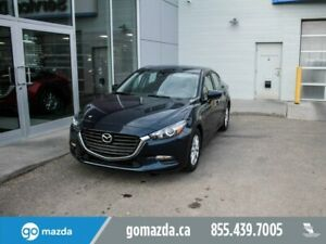 2018 Mazda Mazda3 GS BLUETOOTH NAV READY HEATED STEERING WHEEL