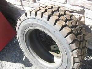 Skidsteer Tires for Heavy Duty Snow Removal