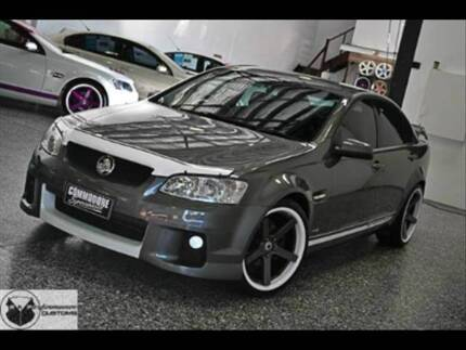 From $76p/w ON FINANCE* 2010 Holden Commodore Sedan Westcourt Cairns City Preview