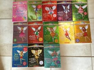 Rainbow Magic Lot - 13 books (16 stories)