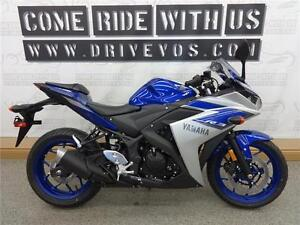 2015 Yamaha YZF-R3 - V2265 - **Financing Available