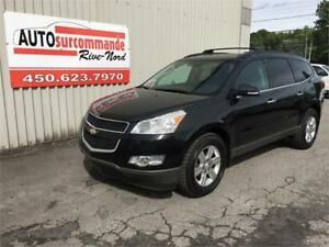 2012 Chevrolet Traverse 1LT -- GARANTIE 1 AN / 15 000 KMS --