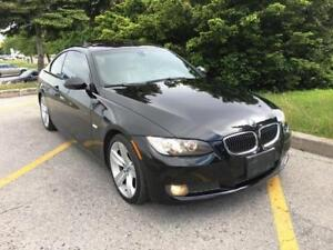 2009 BMW 335I, COUPE, ACCD FREE, CERTIFIED