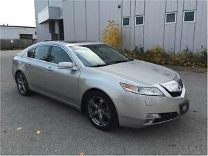 2010 ACURA TL AWD/NAVIGATION/CAMERA/ TECH PACKAGE