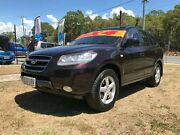 2006 Hyundai Santa Fe CM MY07 SLX (4x4) Maroon 5 Speed Manual Wagon Clontarf Redcliffe Area Preview