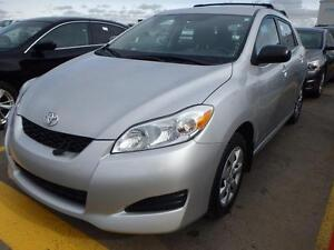 2011 TOYOTA MATRIX S AWD AUTO LOAD 102K-100% APPROVED FINANCING