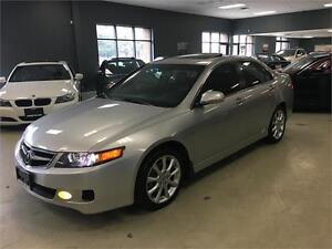 2007 Acura TSX LEATHER ROOF**NO ACCIDENTS ONLY 116KM!!