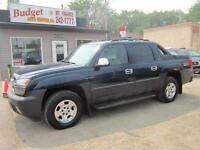 2005 CHEV AVALANCHE LT LOADED LOADED LOADED