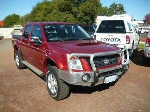 2007 Holden Rodeo Ute Collie Collie Area Preview