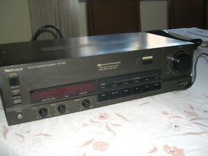 Vintage Technics Stereo Integrated Amplifier