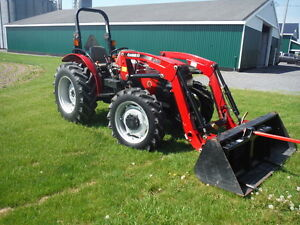 2012 Case Farmall 55A Tractor/Loader 55HP, 587 Hours!!!
