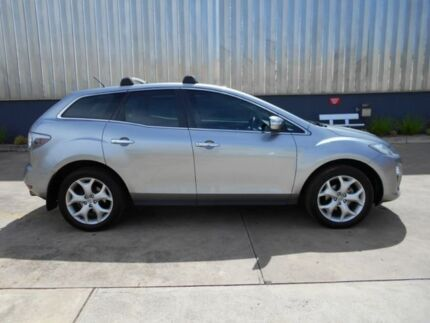 2011 Mazda CX-7 ER1032 Luxury Activematic Sports Silver 6 Speed Sports Automatic Wagon Beverley Charles Sturt Area Preview