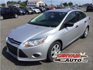 Ford Focus S A/C 2014