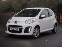 2012(12) Citroen C1 VTR 1.0 12 3dr- C1, 107 and Aygo specialist