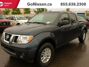 2016 Nissan Frontier Automatic, 4x4, Satellite Radio