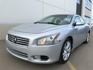 2013 Nissan Maxima Loaded ~ Leather ~ Sunroof ~ NOW ONLY $99 B/W