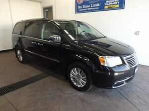 2014 Chrysler Town & Country Limited LEATHER NAVI DVD